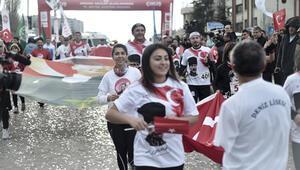 Atatürk Koşusunda Egiso rüzgarı