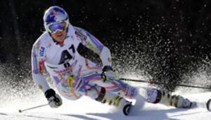 Kayak Federasyonundan Lindsey Vonna ret