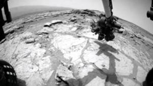 Mars'ta ilk mönü 3D hazırlanacak