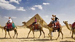 Çocuklarla Mısır tatili