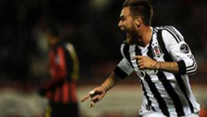 Eskişehirspor 0 - 1 Beşiktaş