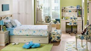 Yalnızlara özel yatak odası