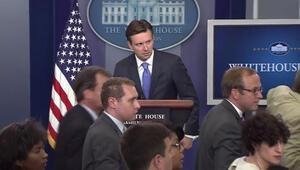 Beyaz Sarayda bomba paniği
