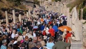 Efes randevuyla gezilecek