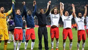 Fransada şampiyon Paris Saint Germain