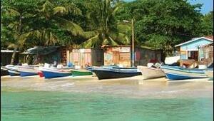 Bakir Karayip adası CORN ISLAND