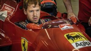 Sebastian Vettel: Ferraride olmak peri masalı gibi