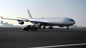 Ebola hastaları için özel donanımlı uçak