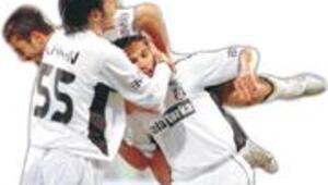 Beşiktaşin inadı:2-1