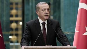 Cumhurbaşkanı Recep Tayyip Erdoğan: Yabancılar Sarayı görünce Burası büyük bir devlet diyor