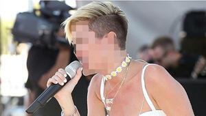 Miley Cyrusun evi soyuldu