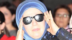Emine Erdoğan, Günışığı Projesine katıldı