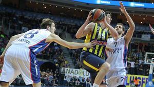 Fenerbahçe Ülker 83 - 72 Anadolu Efes