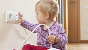 Çocukları ev kazalarından korumanın yolları