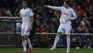 Kral Kupasının ilk finalisti Real Madrid