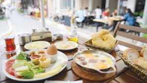 Beşiktaş'ta kahvaltı