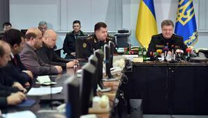 Ukrayna'da taraflar ateşkes ilan etti