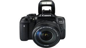 Canondan iki yeni EOS model fotoğraf makinesi