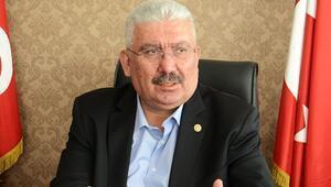MHPli Semih Yalçın : Her şeyi kaldıran işkembe siyaseti; MHP'nin inançlarına ve fikirlerine terstir