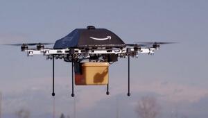 Amazon insansız hava uçağı ile dağıtım yapacak