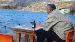 Eymir'de alkol molası