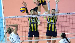 Cimbom ve Fener set vermedi