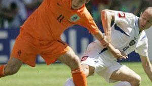 Portakallar öldü öldü dirildi: 1-0