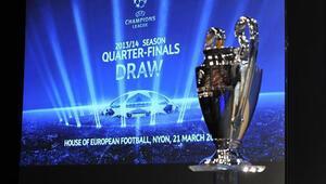 Şampiyonlar Liginde ilk iki yarı finalist belli oluyor