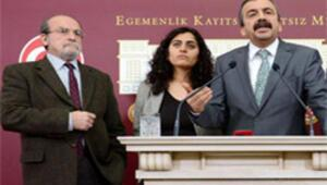 BDPli üç milletvekili istifa etti