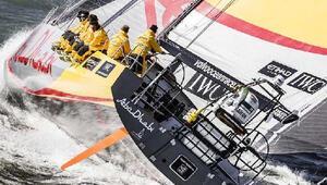 Volvo Ocean Race İspanyadan start aldı