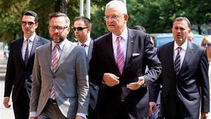 AB Bakanı Bozkır Almanyada
