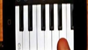 iPhonedan piyano olur mu