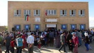 Suriyeli çocuklar için Mardinde okul açıldı