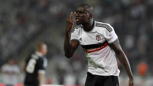 Beşiktaşa kötü haber: Demba Bada kırık tespit edildi