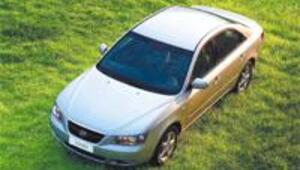 Sonata'da motor küçüldü tüketici 10 bin YTL kazandı