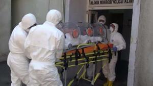 Antalyada Ebola ve Sıtma alarmı