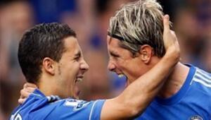 Hazard Chelseayi uçurdu