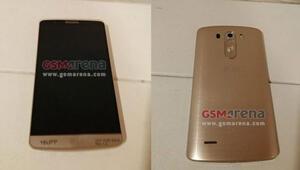 Altın renginde LG G3 ilk kez görüntülendi