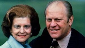 ABDnin eski First Ladysi Betty Ford öldü