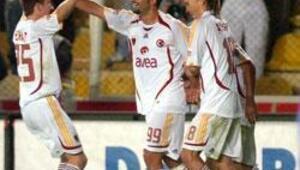 Galatasaray: 1 - Beşiktaş: 0