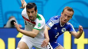 Bosna Hersek 3-1 İran