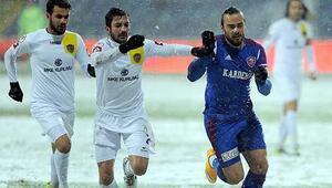 Kardemir Karabükspor 2 - 0 Ankaragücü