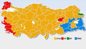 2011 Genel Seçim sonuçları nasıldı 2015 Seçim sonuçları karşılaştırma (AK Parti, MHP, CHP oy oranları)
