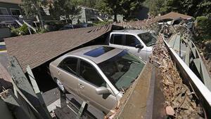 San Francisco son 25 yılın en şiddetli depremiyle sallandı