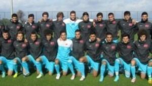 Milli takım 18 yaş altı aday kadro açıklandı