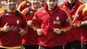 Galatasarayda 8 eksik