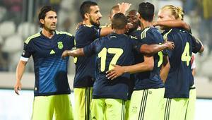 Fenerbahçe 3 - 2 Olympiakos