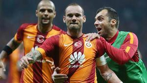 Galatasaray 1 - 0 Gençlerbirliği