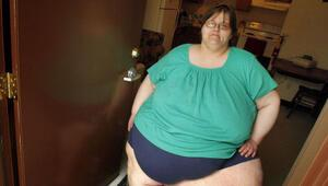 İşte dünyanın en şişman kadını