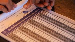 Tayland, erken genel seçimler için sandık başına gidiyor
